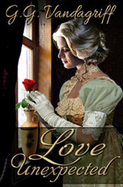 Love Unexpected by G.G. Vandagriff