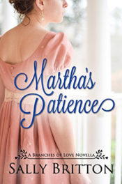 Martha's Patience by Sally Britton