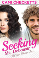 Seeking Mr. Debonair by Cami Checketts