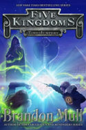 Five Kingdoms: Time Jumpers by Brandon Mull