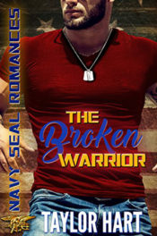 The Broken Warrior by Taylor Hart