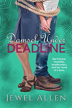 Damsel Under Deadline by Jewel Allen