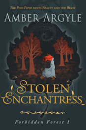 Stolen Enchantress by Amber Argyle