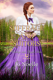Suffrage and Suitors by Jo Noelle