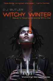 Witchy Winter by D.J. Butler