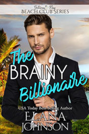 The Brainy Billionaire by Elana Johnson
