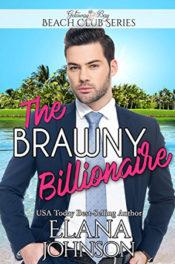 The Brawny Billionaire by Elana Johnson