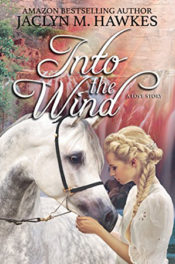 Into the Wind by Jaclyn M. Hawkes
