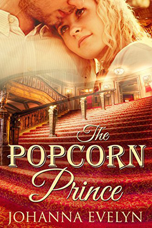 The Popcorn Prince by Johanna Evelyn