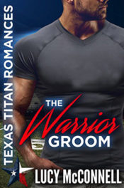 The Warrior Groom by Lucy McConnell