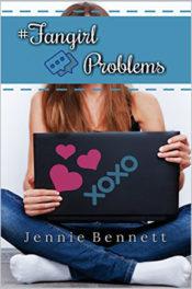 #Fangirl Problems by Jennie Bennett