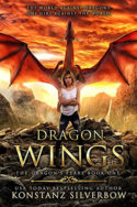 Dragon Wings by Konstanz Silverbow