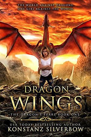 Dragon Wings by Konstanz Silverbow