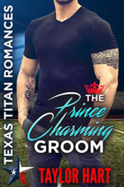 The Prince Charming Groom by Taylor Hart