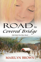 Road to Covered Bridge by Marilyn Brown