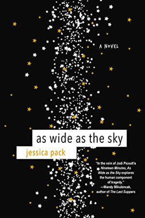 As Wide As the Sky by Jessica Pack