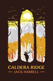 Caldera Ridge by Jack Harrell