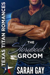 The Storybook Groom by Sarah Gay