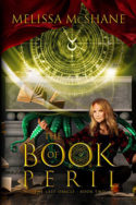 Last Oracle: The Book of Peril by Melissa McShane