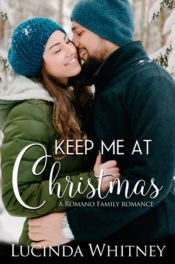 Keep Me At Cristmas by Lucinda Whitney2