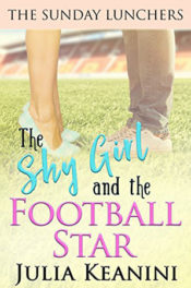 The Shy Girl and the Football Star by Julia Keanini
