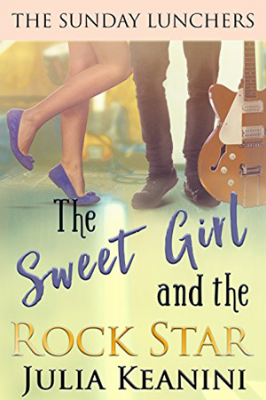 The Sweet Girl and the Rock Star by Julia Keanini