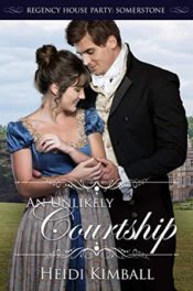 An Unlikely Courtship by Heidi Kimball