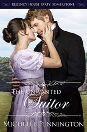 The Unwanted Suitor by Michelle Pennington