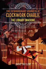 The Library Machine by Dave Butler