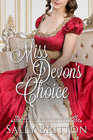 Miss Devon's Choice by Sally Britton