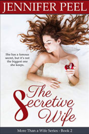 The Secretive Wife by Jennifer Peel
