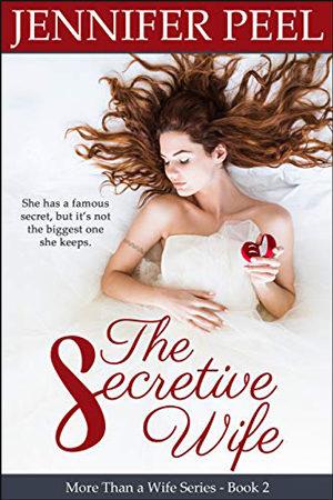 The Secretive Wife by Jennifer Peel