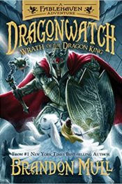 Wrath of the Dragon King by Brandon Mull