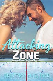 Attacking Zone by Brittney Mulliner