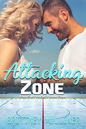 Attacking Zone by Brittney Mulliner
