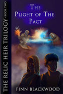 Relic Heir: The Plight of the Pact by Finn Blackwood