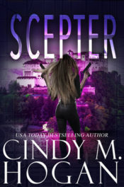 Scepter by Cindy M. Hogan