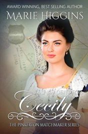 An Agent for Cecily by Marie Higgins