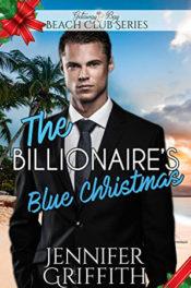 The Billionaire's Blue Christmas by Jennifer Griffith