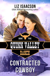 Contracted Cowboy by Liz Isaacson