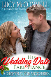 His Wedding Date Fake Fiancé by Lucy McConnell