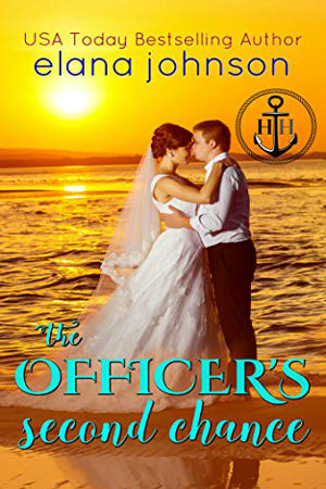 The Officer's Second Chance by Elana Johnson