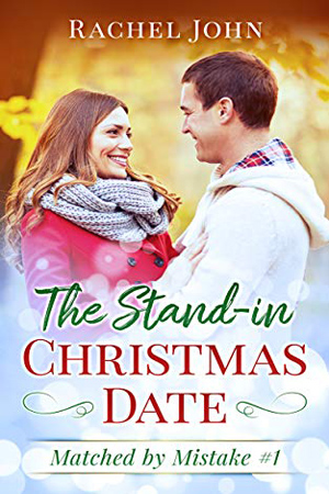The Stand-in Christmas Date by Rachel Johns