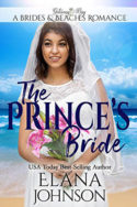 The Prince's Bride by Elana Johnson