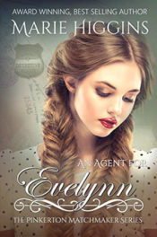 An Agent for Evelynn by Marie Higgins