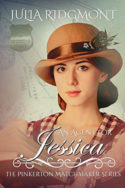 An Agent for Jessica by Julia Ridgmont