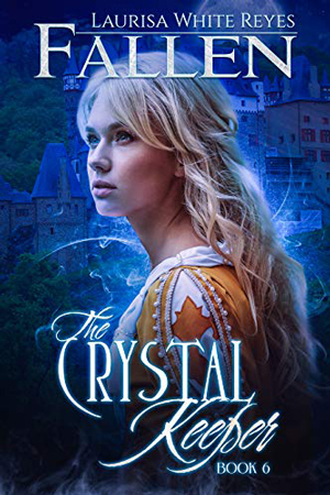 Crystal Keeper: Fallen by Laurisa White Reyes