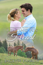 Renting His Heart by Jacklyn Hardy