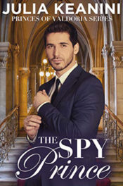 The Spy Prince by Julia Keanini