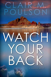 Watch Your Back by Clair M. Poulson